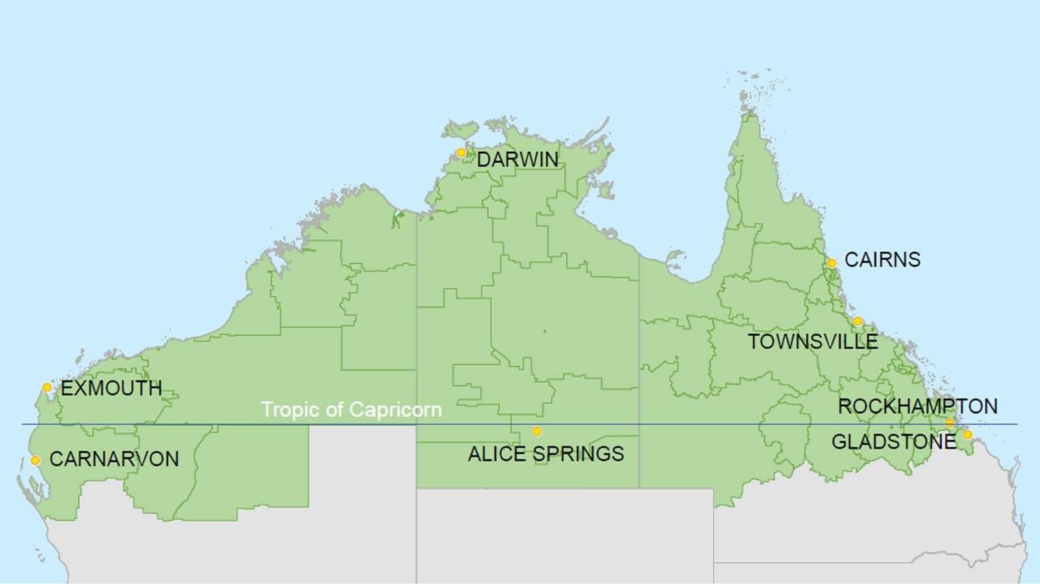 Northern Australia Infrastructure Facility - Queensland Treasury