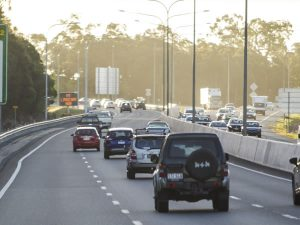 Logan motorway upgrade